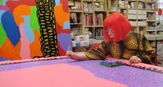 Louisiana Museum of Modern Art    Exhibition: Yayoi Kusama. In Infinity    until 24.01.2016