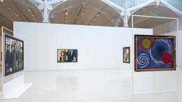 Exhibition view. Andrzej Wróblewski. Recto / Verso, 2015